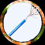 کابل شبکه CAT6 FTP