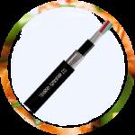 کابل فیبر نوری خشک خاکی  – OBUC (SWA) NZDSF